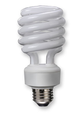 Light Bulbs 10,000 Hr. 13W (Equivalent to 60W) Philips 8/cs